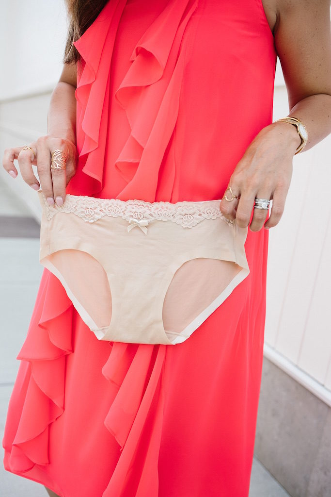 KBStyled: nude panty full coverage panties lace detail